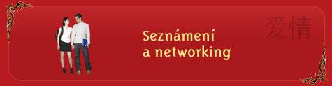 Seznámení a networking